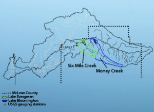 Mackinaw River Drinking Watershed Project
