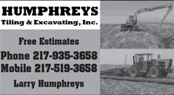 Humphrey's Tiling and Excavating