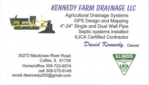 Kennedy Farm Drainage