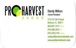 Pro Harvest