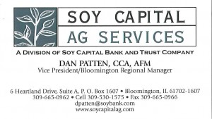 Soy Capital Ag Services