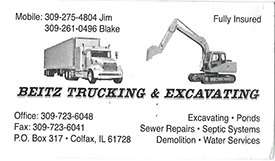 Beitz Trucking and Excavating