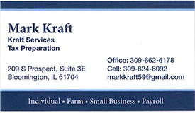 Kraft Tax Services