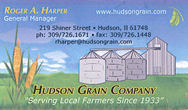 Hudson Grain Company
