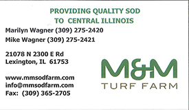 M&M Turf Farm