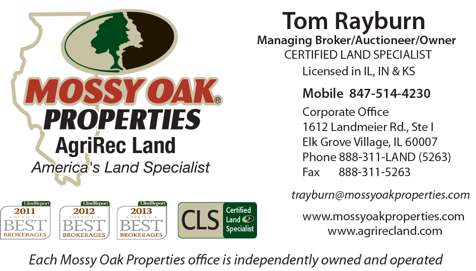 Mossy Oak Properties AgriRec Land